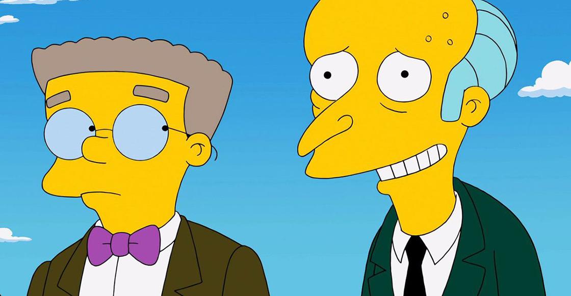 ¿Cuantos años tendrían realmente Los Simpson en la actualidad?