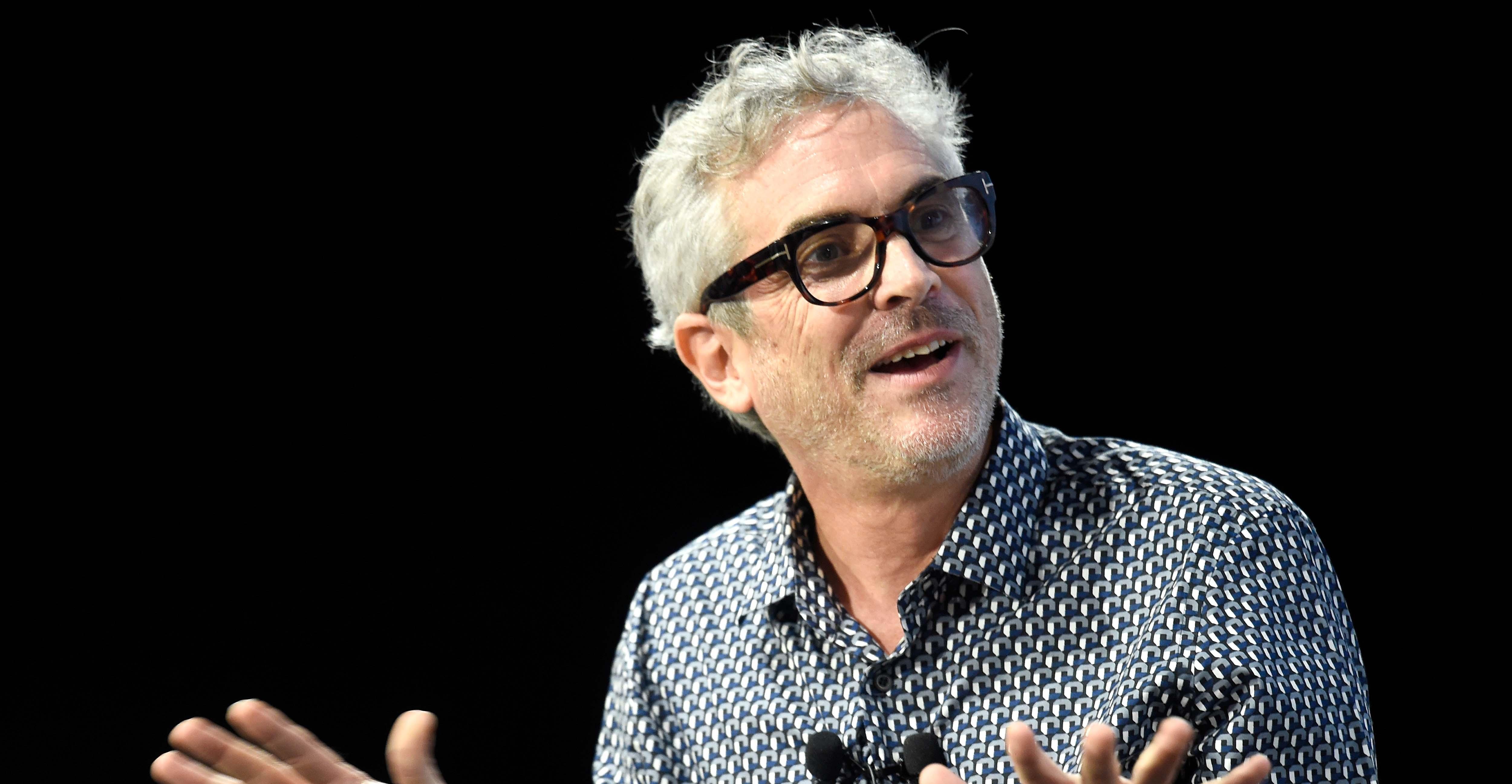 Y Alfonso Cuarón también... el director estará en la quinta edición de Mextrópoli 2018
