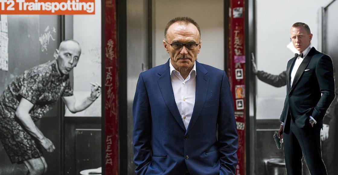 ¡Ya es oficial! Danny Boyle dirigirá la próxima película de James Bond