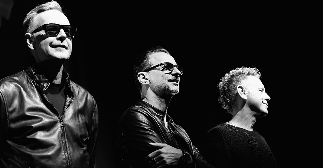 Enjoy the silence... ¡Habemus boletos para Depeche Mode!