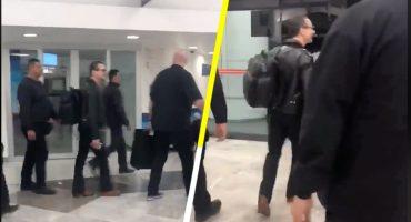 ¡Fan logra captar la llegada de Depeche Mode a México! 😭❤️
