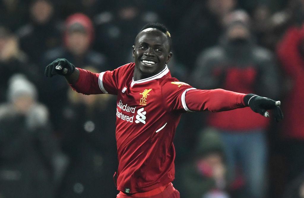 Salah y Sané le dan la victoria al Liverpool sobre el Newcastle