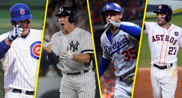 Los favoritos en Las Vegas para llevarse la Serie Mundial de la temporada 2018 de MLB