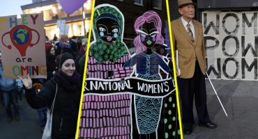 Lisístrata, #TimeisNow y el Día Internacional de la Mujer