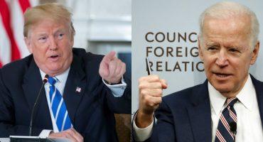#HayTiro: Donald Trump arremete en contra del exvicepresidente de EU