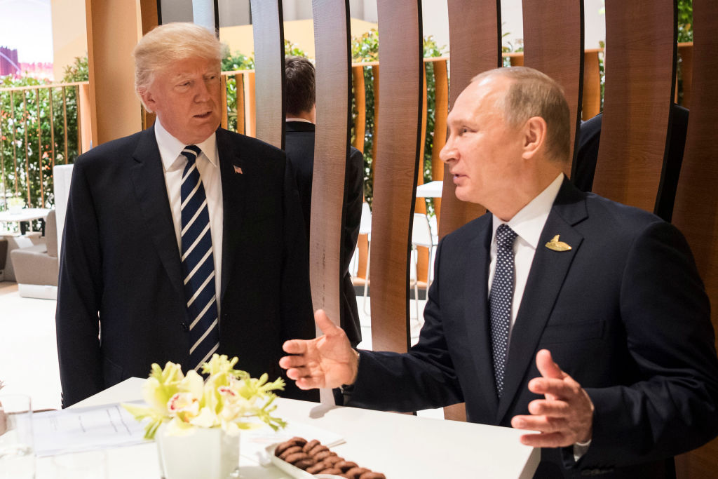 Donald Trump Vladimir Putin llamada estados unidos rusia