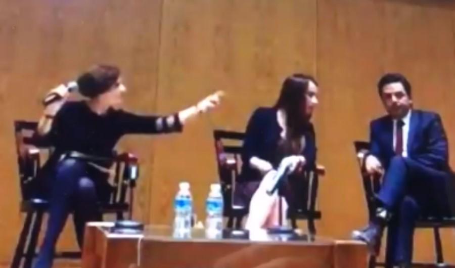 Denisse Dresser, Gabriela Cuevas, Zoé Robledo