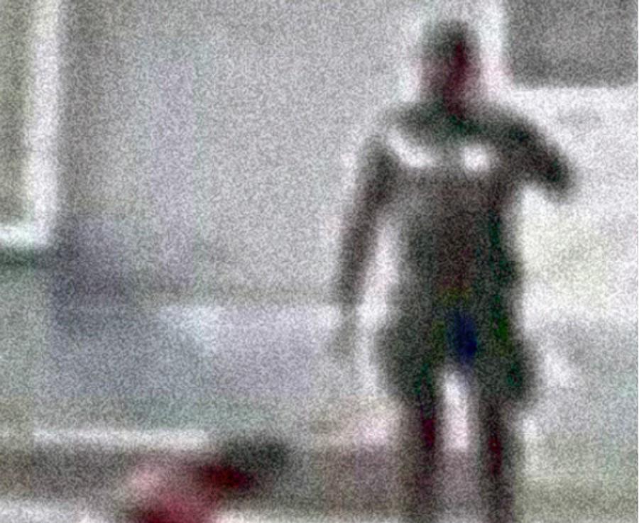 Foto en la que supuesta enor fue detenida antes de ser ejecutada en Veracruz