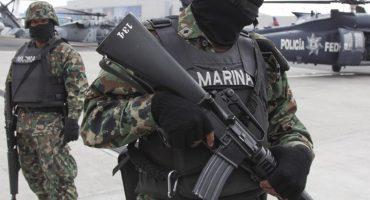 Otro acto 'unilateral' de la Marina; ahora un operativo en Comala, Colima