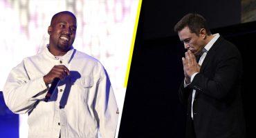 Elon Musk revela quién es su mayor inspiración: 'Kanye West, obviamente'