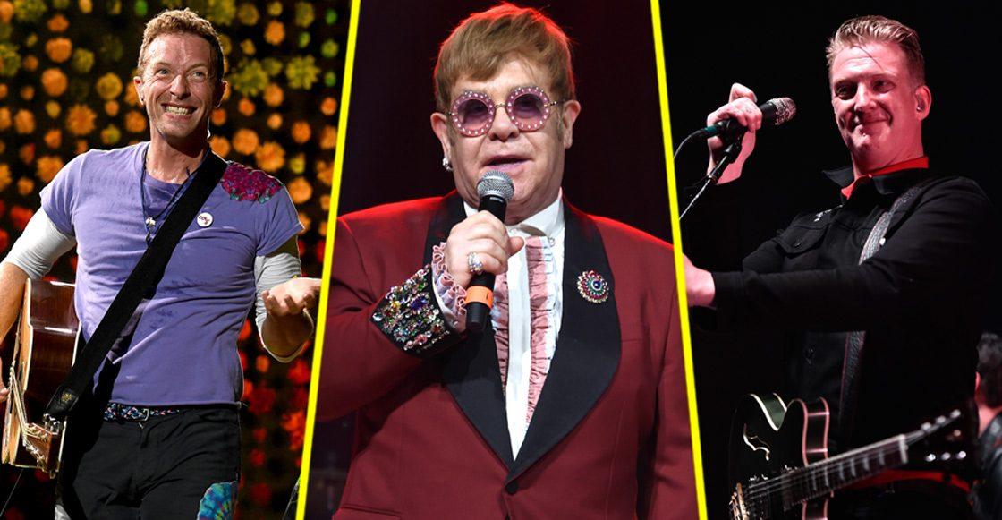 QOTSA, Coldplay, The Killers y Lady Gaga se unirán para un álbum de covers a Elton John