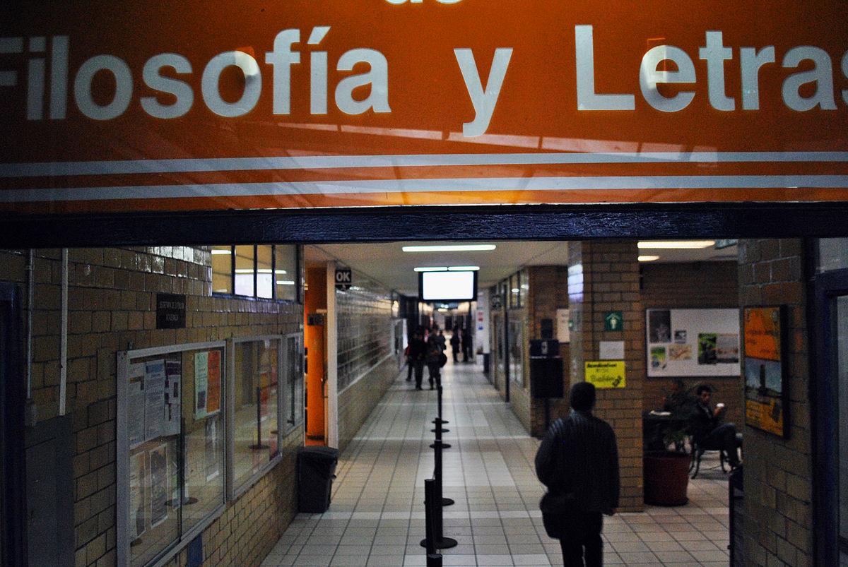 Facultad de Filosofía y Letras, UNAM