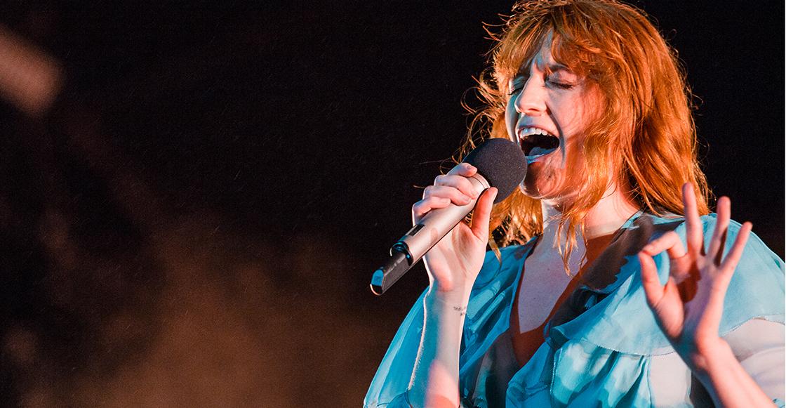 ¿Sí o no? RSD de Holanda anuncia nuevo single de Florence + The Machine y luego lo borra