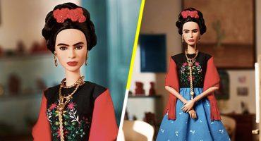 ¡Frida Kahlo ahora será una muñeca Barbie!