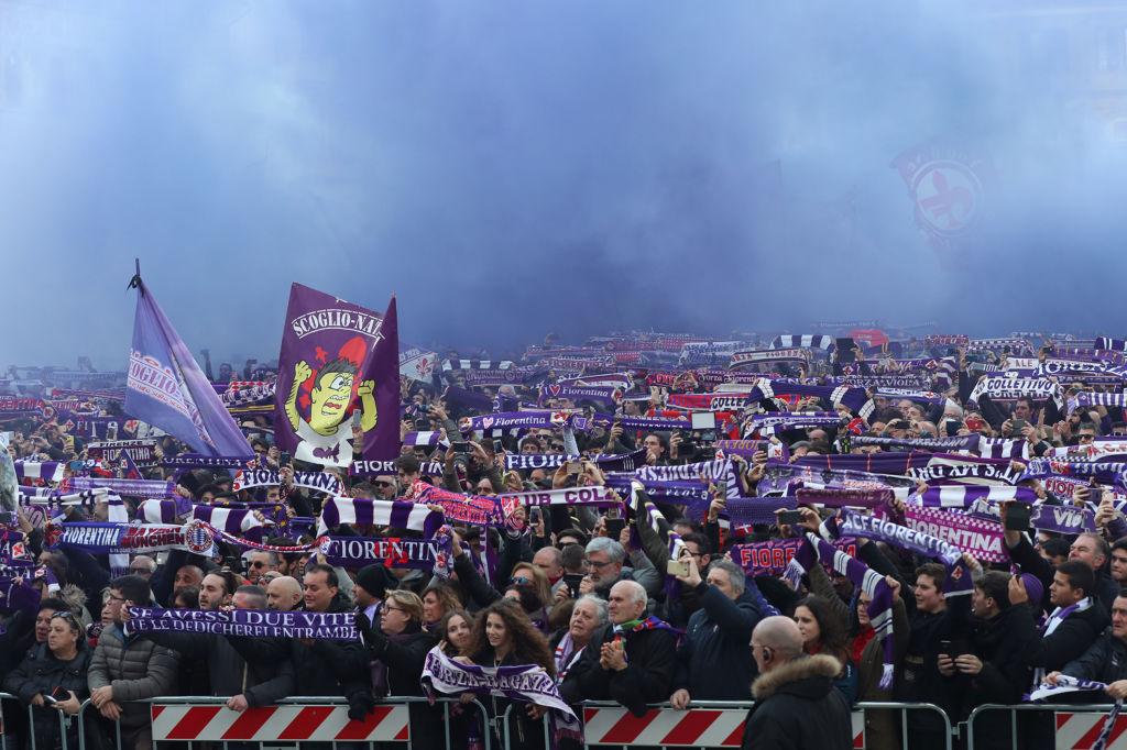 Galería: El último adiós a Davide Astori