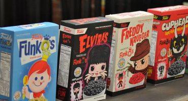 ¡Nerdgasmo! Funko lanzará una línea de cereal con Freddy Krueger y Beetlejuice