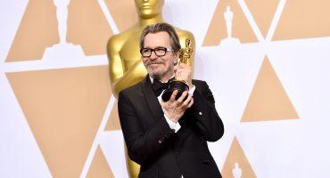 'La Academia reconoció no sólo a uno, sino dos abusadores', ex esposa de Gary Oldman
