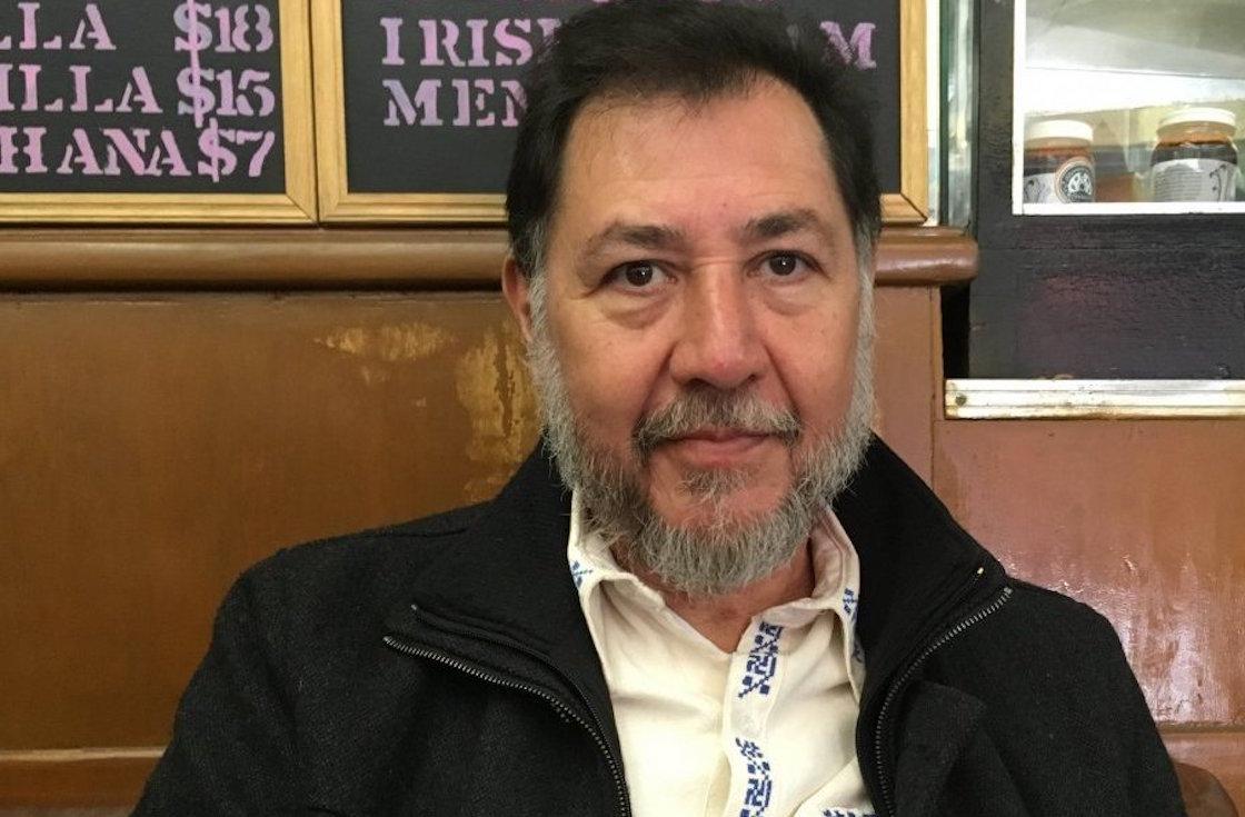 Gerardo Fernández Noroña defiende régimen de Nicolás Maduro y le echa más leña a la discusión AMLO-Venezuela