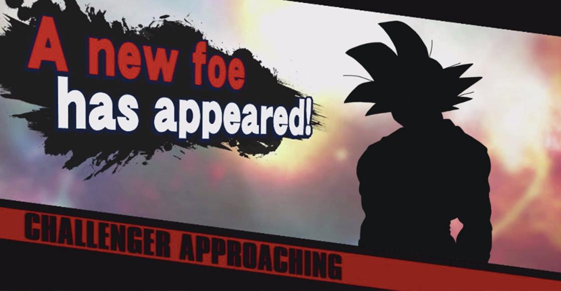 Funimation pide que Goku salga en Super Smash Bros. e internet enloquece con justa razón