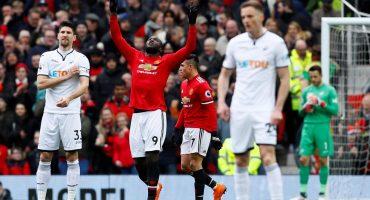 ¡Bienvenido al club! Romelu Lukaku llegó a 100 goles en la Premier League