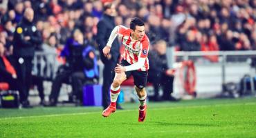 Regresó el Chucky Lozano con gol y asistencia en la victoria del PSV
