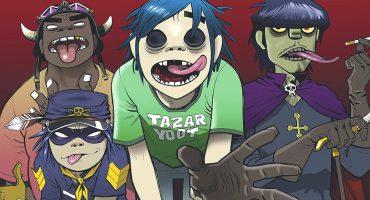 17 años de 'Gorillaz': el primer disco que marcó a esta banda para siempre
