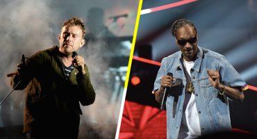 Escucha 'Hollywood', la canción de Gorillaz con Snoop Dogg de su próximo disco