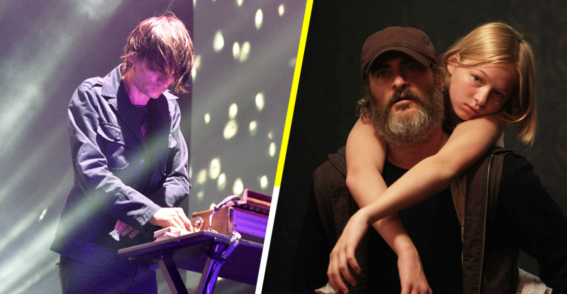 Jonny Greenwood de Radiohead liberó el score de 'You Were Never Really Here'