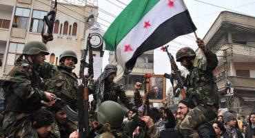 7 años, 350 mil muertos: La Guerra Civil Siria