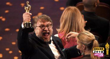 ¡Guillermo del Toro se llevó el Oscar a Mejor Director... y México lo celebra!