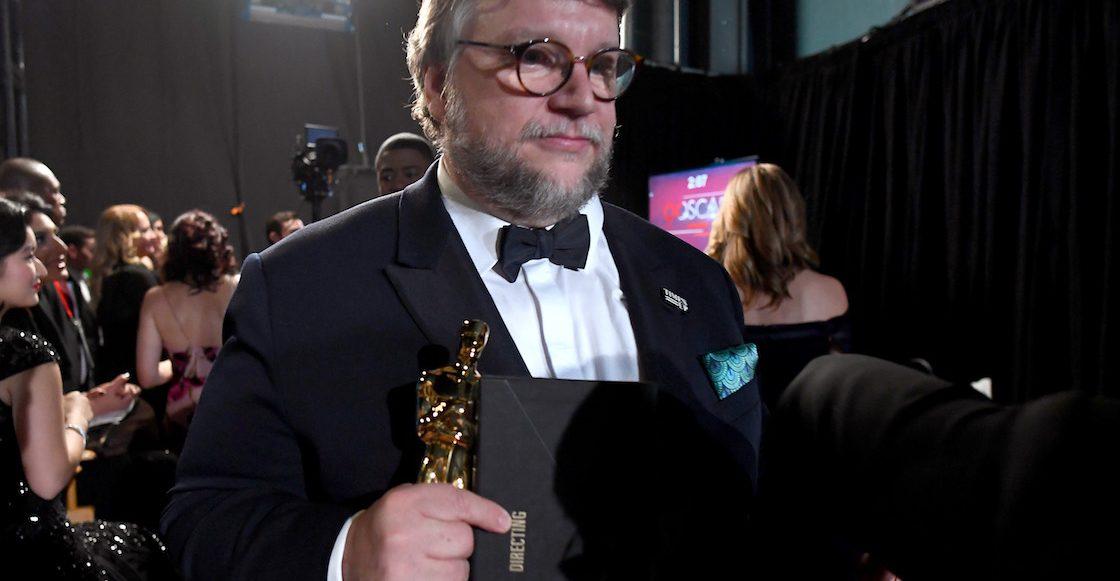 Los candidatos presidenciales felicitan a Guillermo del Toro por su victoria en los Premios Oscar