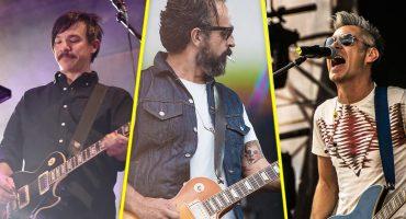 9 bandas que estuvieron en el 1er Vive Latino y regresarán en 2018
