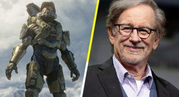Khe?! Pronto veremos una serie de Halo producida por Steven Spielberg