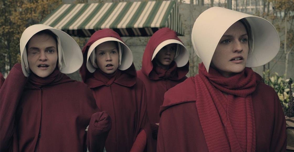 ¡Ay nanita! Elisabeth Moss te sacará un susto en el teaser de la 2ª temporada de 'The Handmaid's Tale'