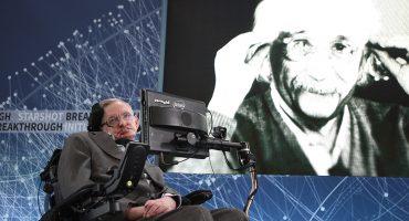 ¿Cosmos o coincidencia? Stephen Hawking murió en el cumpleaños de Albert Einstein