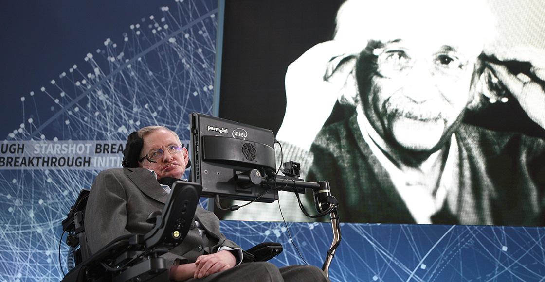 ¿Cosmos, coincidencia o ciencia? Stephen Hawking murió en el cumpleaños de Albert Einstein