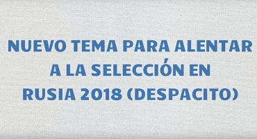 Himno de Argentina para rUSIA 2018