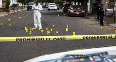 México registra su primer bimestre más violento en homicidios dolosos