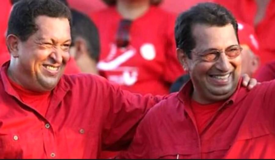Hugo y Adán Chávez