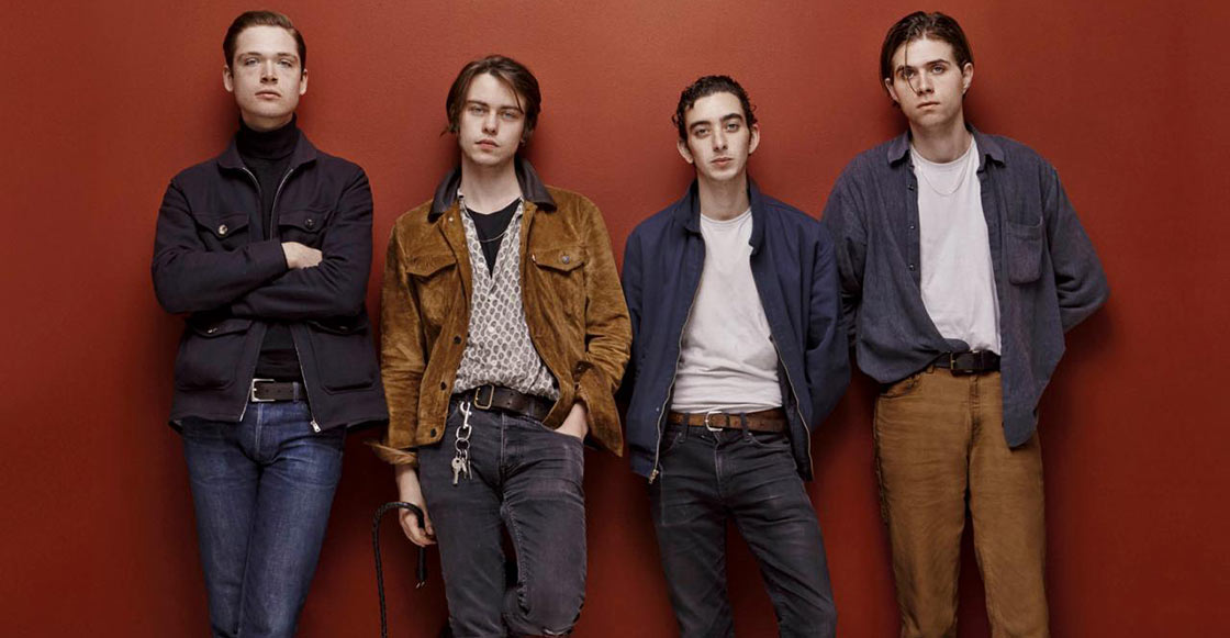 "Party please! Iceage y Sky Ferreira te ponen a bailar con ""Pain Killer"""