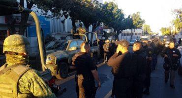 Gobierno federal interviene a policía de Tlaquepaque, hay sospecha de infiltración del crimen organizado