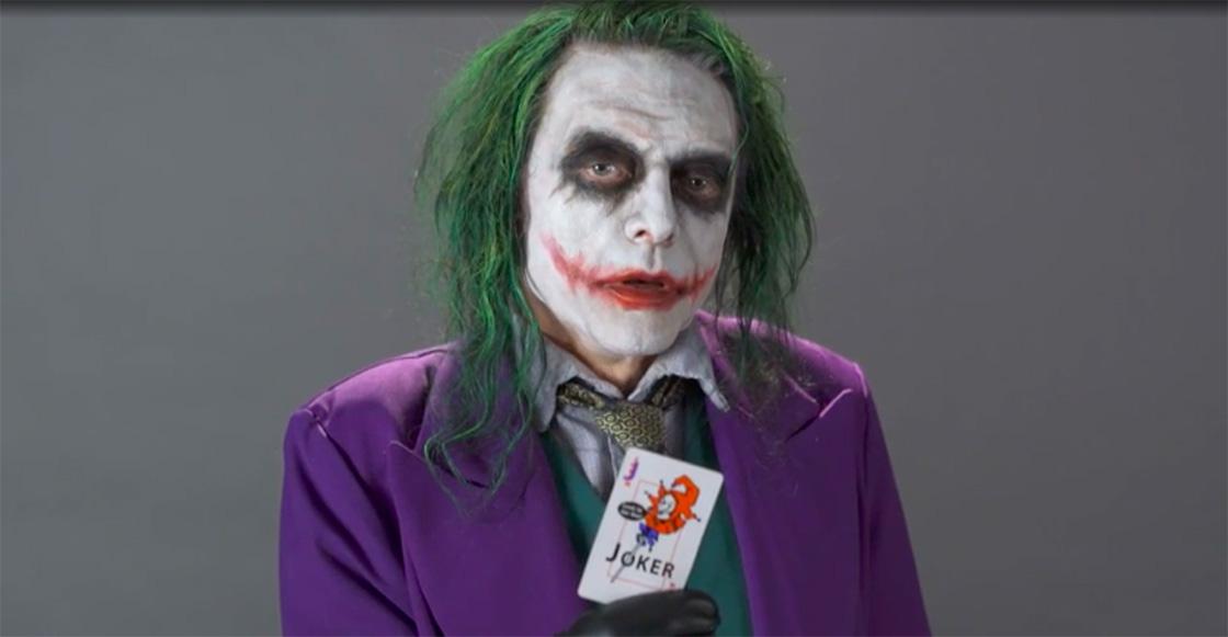 Ni Phoenix ni DiCaprio: The Joker será Tommy Wiseau (obvio no)