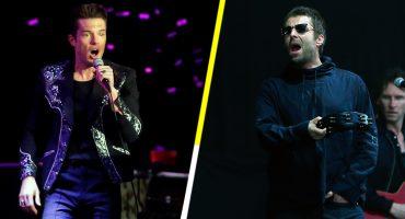 ¡The Killers lo hace de nuevo! Tocan 'Wonderwall' tras drama de Liam Gallagher en Lollapalooza Chile