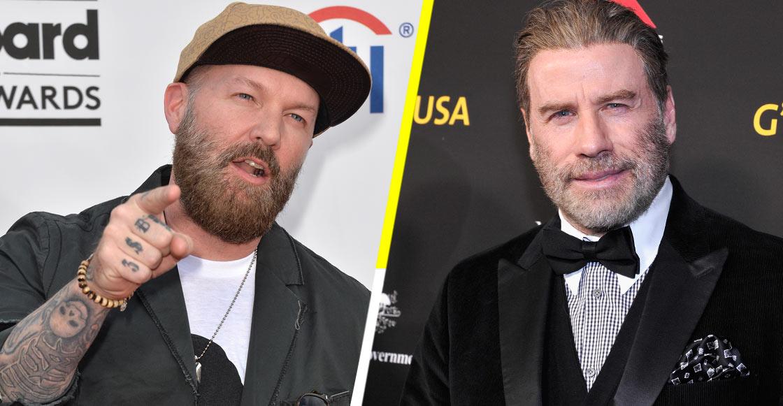 Fred Durst dirigirá una nueva película con John Travolta como protagonista