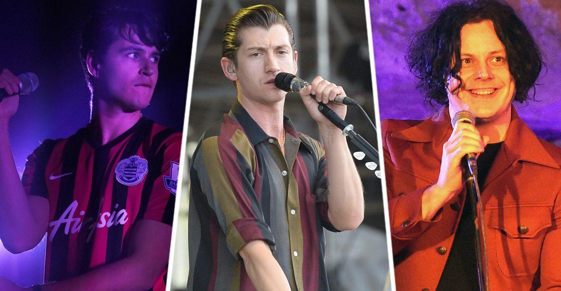 Lollapalooza Chicago la rompe con Jack White, Arctic Monkeys, Bruno Mars y Vampire Weekend en su line up