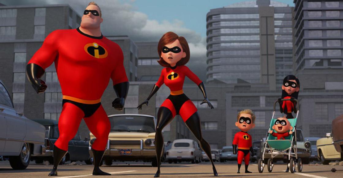 ¿Nuevo trabajo de superhéroe? Ya hay nuevo teaser para 'Los Increíbles 2'