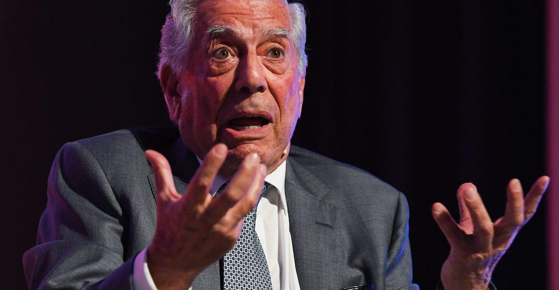 ¿A qué otros políticos mexicanos ha apoyado el escritor Mario Vargas Llosa?