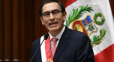 Perú está estrenando presidente; hoy mismo tomó protesta