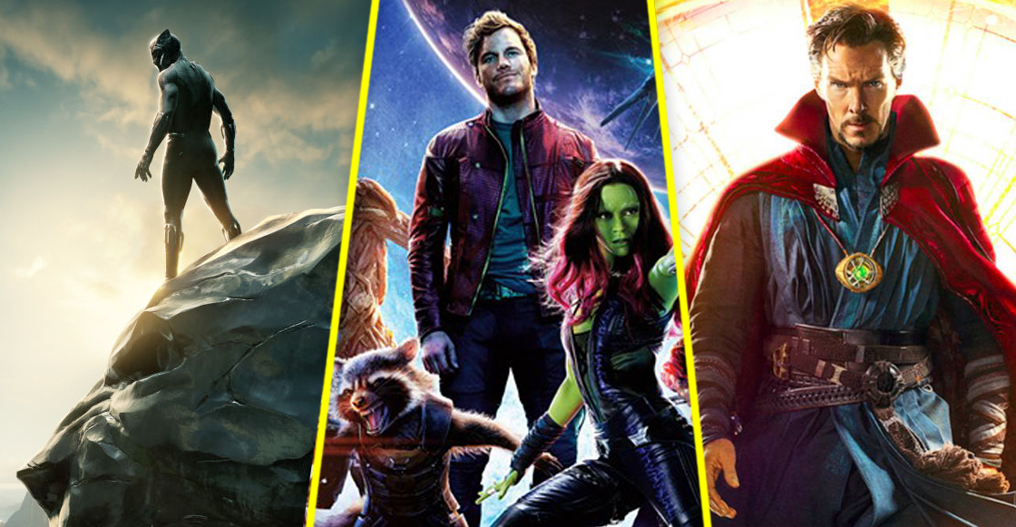 Marvel prepara la producción de 7 películas del 2020 al 2022