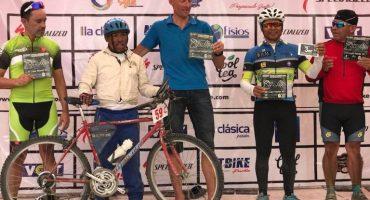 Don Maximiliano Contreras, el campesino que logró el segundo lugar en el Sky Challenge Bike